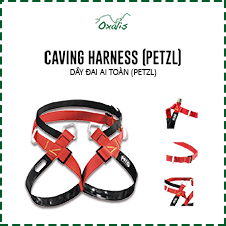 Caving Harness