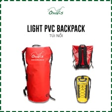 Light PVC Backpack