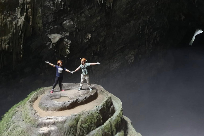 American traveller reviews Son Doong Cave Expedition with Oxalis Adventure